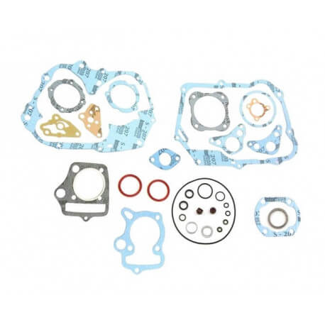 Complete gasket set 50-51mm 6V - 12V Honda Dax ST CT Monkey Cub - Skyteam