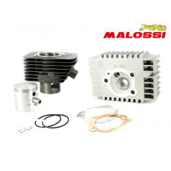 Malossi cylinder and head kit - 73cc for Piaggio - Vespa Ciao - Bravo 10mm