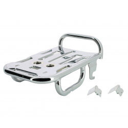 cub rear chrome passenger carrier