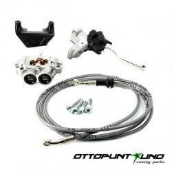 Ottopuntouno rear brake kit radial for Nitro - Aerox