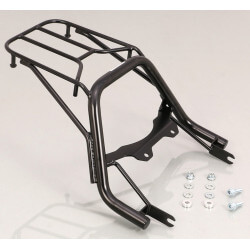 Kitaco black long luggage carrier for Honda Monkey 125 2018-
