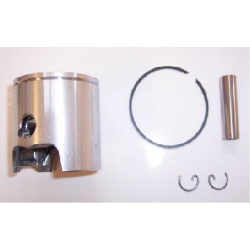 Zuiger- Piston kit Airsal T6 Peugeot Speedfight - Vivacity - Buxy - Trekker - Elyseo 47.6mm