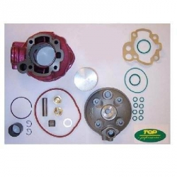 Kit cylindre - culasse decomposable Top perf. 88cc AM6 Aprilia RS Rieju TZR X-Limit HM..