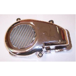 Ignition cover chrome plated Minarelli vertical