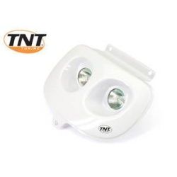 White optic / headlight TNT for spirit