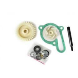Waterpomp reparatie - herstelling kit Derbi Senda - R DRD X-treme GPR met Euro 3 motor