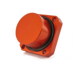 Shutter Stage 6 anodized orange catalalyseur pump for Peugeot