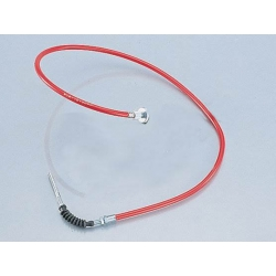Cable d'embrayage rouge Kitaco L.800mm