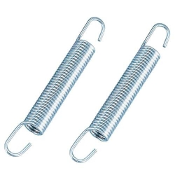 2 Exhaust Spring Kitaco 10mmx75mm