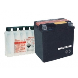 Batterie à acide YTX5L-BS CTX5L-BS CT5L-BS YT5L-BS - 12V 5Ah : 113x70x107 mm