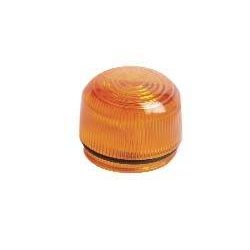 Winker lens - orange for Honda Dax ST CT 6 volts (OT)