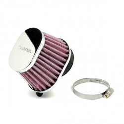 Air Filter Oval Tapered Takegawa 49mm