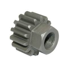 Sprocket / bolt adaptor from Euro 3 Derbi crankshaft to Euro 2, Conti